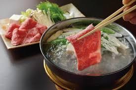 m cuisine matsusaka beef shabu shabu ร ปถ ายของ m no gyunabe hozenji โอซา