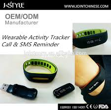 sleep app bracelet images J style jc j054 bluetooth fitness tracker soft silicon bracelet jpg
