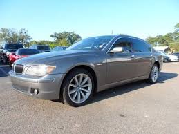 750l bmw 2007 bmw 7 series for sale carsforsale com
