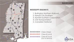 Csx Railroad Map North Mississippi Maps Transportation Location Automotive And More