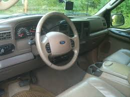 Excursion Interior 2003 Ford Excursion Limited Ford Truck Enthusiasts Forums