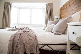 Greige Bedroom Bedroom Decorating In Grey And White With A Crochet Bedspread