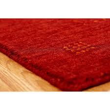 Red Rug Red Wool Rugs Uk Roselawnlutheran