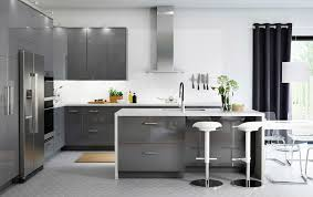 ikea kitchen gallery a sleek kitchen for perfecting your sushi slicing ikea