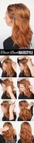 Easy Hairstyle Tutorials For Long Hair by Best 25 Summer Hair Tutorials Ideas On Pinterest Missy Sue Hair