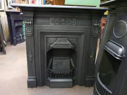 victorian cast iron fireplace manchester 074lc old fireplaces