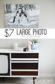 Picture Frame Wall by Best 20 Large Photo Prints Ideas On Pinterest Large Photos