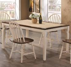 Tile In Dining Room by Tile Top Dining Table Farmhouse Rectangular Leg Dining Table With