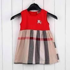 2014 burberry children kids dresses fashion dress clothings