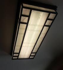 Kitchen Fluorescent Light Fixtures - kitchen fluorescent light replacement lens cover kitchen