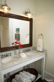 Open Bathroom Vanity by 147 Best Bathrooms Images On Pinterest Bathroom Ideas Room And Live