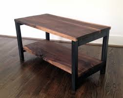Steel Coffee Table Custom Coffee Table Etsy