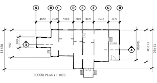 Traditional House Plan Floor Plan Traditional Malay House House Plans