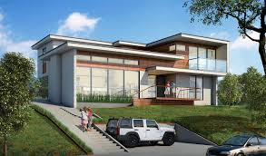 the sleek simplicity of modern style homes homeyou images on