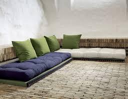 sofa ohne lehne futon schlafsofa kani allnatura de