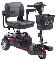 phoenix 3 wheel heavy duty scooter drive medical