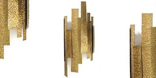 ginger and jagger savana gold wall lamp the longest stay