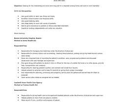 Hha Resume Samples Download Home Health Care Resume Haadyaooverbayresort Com