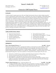 Oncology Nurse Resume Example Orthopedic Nurse Resume Samples Reportz Ningessaybe Me