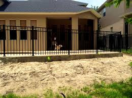 fence design philippines securing our philippine fence completed