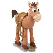 disney pixar toy story 3 woody u0027s horse bullseye toys