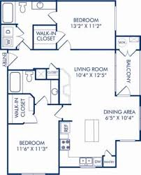 2 room flat floor plan 1 2 u0026 3 bedroom apartments in rockville md camden fallsgrove