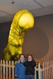 why u201cbackyard monsters u201d at the mashantucket pequot museum