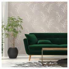 tempaper edie self adhesive removable wallpaper champagne target