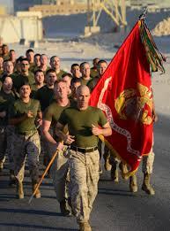 Flag Corps Vmaq 4 Runs 239 Miles For U S Marine Corps U0027 239th Birthday U003e U S