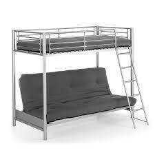 lit superposé en métal avec canapé lit 2 places jumbo par drawer fr