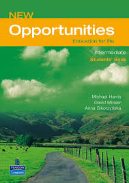 pearson new opportunities intermediate students book harris m