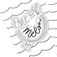 summer coloring sheets free printable water fun pages ideas summer