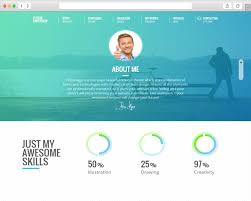 40 brilliant wordpress resume themes plus cv u0026 vcard wpfreeware