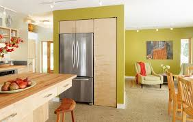 where would you place the fridge in your home