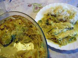 recettes de cuisine avec le vert du poireau recette de gratin de cabillaud sur fondue de poireaux au curry