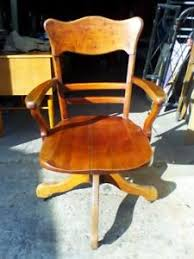 fauteuil de bureau americain fauteuil de bureau americain en noyer ep deco 1930 ebay