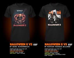 fright rags unveils u0027halloween ii u0027 and u0027iii u0027 shirt collection