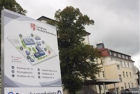 Landratsamt Bad Hersfeld Kreistag Bringt Erweiterung Der Kreisverwaltung Auf Den Weg Bad