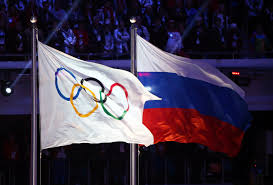 Olimpics Flag Russia Excluded From The 2018 Winter Olympics