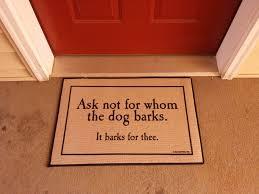 Funny Area Rugs Welcome Doormats Funny U0026 Funny Doormat Namaste In Bed Custom