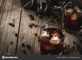 black russian cocktail black russian cocktail with vodka and coffee liquor u2014 stock photo