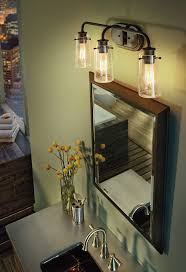 Kichler Light Fixtures Kichler Lighting 45459oz Braelyn Olde Bronze 3 Light Vanity