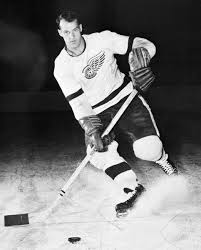 red wing black friday mighty two fisted legendary red wing u0027mr hockey u0027 gordie howe