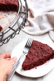 fudgy chocolate beetroot cake gluten free vegan dish by dish