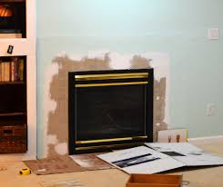 fire place remodel living room update sisters what