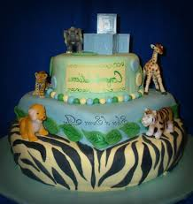 jungle baby shower cake theme baby shower cake cake design and