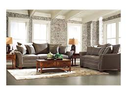 ls that hang over couch klaussner posen 83800 ls contemporary loveseat with contrasting welt