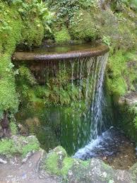 Waterfall Backyard Best 25 Diy Fountain Ideas On Pinterest Diy Waterfall Backyard
