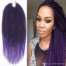 best seneglese twist hair senegalese twist hair crochet braid 18 30roots ombre braiding