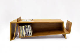 bureau d enregistrement bureau d enregistrement plié inspiré par une console du milieu du